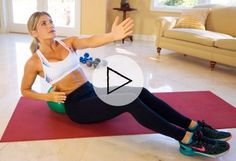 The 12-Minute Core Workout That Helps Prevent Back Pain (and Strengthens Your Abs!)