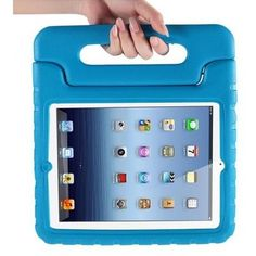 i-Blason ArmorBox Kido Series Light Weight Super Protection Convertible Stand Cover Case for Apple New iPad Mini Inch for Kids. Carrying handle doubles as a kick stand for watching videos. Ipad Air 2 Cases, Ipad Mini Cases, Ipad Mini 3, Ipad Case, Phone Cases, New Apple Ipad, New Ipad, Ipad 4g, Tv Led 32