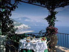 The Amalfi Coast provides a wonderful backdrop for an Italian destination wedding!