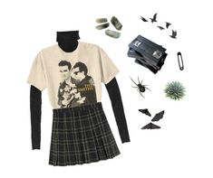 """""""school."""" by flowersoflife ❤ liked on Polyvore featuring Retrò and Jayson Home"""