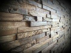 reclaimed teak wall panels www.teaknco.com