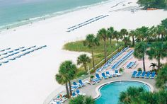 Photos - Tradewinds Resorts - St. Pete Beach Images & Pictures.  I will on this very beach in March for my birthday!