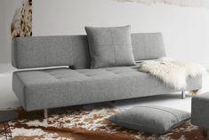 Bequeme Couch Ross mit Taschenfederkern