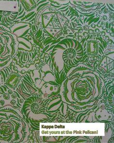 Kappa Delta's Lilly Pattern :)