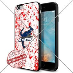 WADE CASE Akron Zips Logo NCAA Cool Apple iPhone6 6S Case #1106 Black Smartphone Case Cover Collector TPU Rubber [Blood] WADE CASE http://www.amazon.com/dp/B017J7N42W/ref=cm_sw_r_pi_dp_if1vwb147Y65F