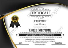 Black atmosphere english certificate PNG and Vector Certificate Border, Certificate Background, Certificate Of Achievement Template, Training Certificate, Certificate Design Template, Award Certificates, Wedding Background Images, Certificate Of Appreciation, Spelling Bee