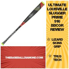 The Louisville Slugger Prime 916 BBCOR is a bat you'll want to try at least once before adding to your youth baseball equipment collection.