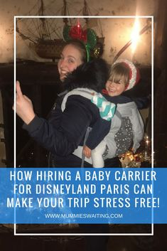 How hiring a baby carrier for Disneyland Paris can make your trip stress free! Disney Resorts, Disney Vacations, Disney Parks, Travel With Kids, Family Travel, Family Trips, Paris Tips, Flying With Kids