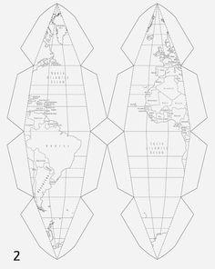 Геометрия декора: идеи и схемы для создания интерьерных украшений из бумаги – Ярмарка Мастеров