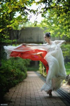 Graceful flow is what you are when you walk the path of no resistance..*