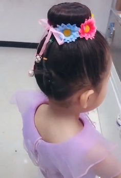 Baby girls Baby girlsYou can find Toddler hair and more on our website. Easy Toddler Hairstyles, Lil Girl Hairstyles, Braided Hairstyles, Children Hairstyles Girls, Hairstyle For Baby Girl, Cute Kids Hairstyles, Hairstyles For Toddlers, Little Girl Hairdos, Childrens Hairstyles