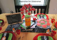 Back to School Dinner Idea with Free Printables