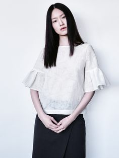 Colyne Shirt and Arietta Skirt | Samuji Resort 2016