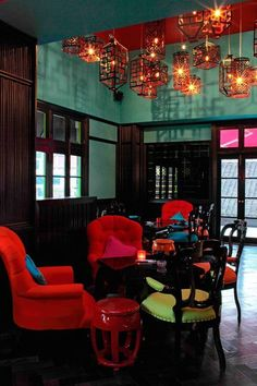 Get to know these fantastic interior design projects made in Asia ! Slit your eyes and join us in this oriental adventure full of luxury and culture. The Best interior design projects in your favorite board! Bar Restaurant Design, Luxury Restaurant, Chinese Restaurant, Oriental Restaurant, Asian Interior, Restaurant Interior Design, Best Interior Design, Interior Decorating, Ideas