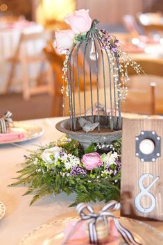 Rustic/Shabby Chic Wedding Wedding Party Ideas   Photo 1 of 49   Catch My Party