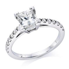 3/4 ctw. Princess Cut Diamond Solitaire Engagement Ring in 14k White Gold ND Outlet - Engagement, http://www.amazon.com/dp/B007QJFMSI/ref=cm_sw_r_pi_dp_Zrqkrb0MDF435