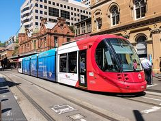 Sydney Light Rail Urbos 3