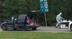 Deputies uncovered a mobile methamphetamine lab in a minivan after two vehicles collided Thursday morning on U.S. 17 in York County, the sheriff's department said.