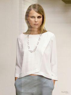 Shirt sovrapposta - Gratuiti - Donna - Shop & Cartamodelli Il mondo dei cartamodelli e del cucito