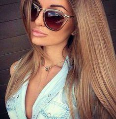 Tonos de cabello caramelo para morenas claras | Belleza