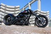 Thunderbike Dragster RS Black