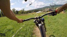Epic Downhill Mountain Bike Day! - VIDEO - http://mountain-bike-review.net/downhill-mountain-bikes/epic-downhill-mountain-bike-day-video/ #mountainbike #mountain biking