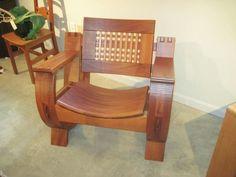 Banquette et 2 fauteuils de guillerme et chambron de lenseigne