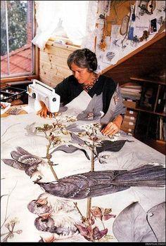 Annamieke Mein. An amazing artist......