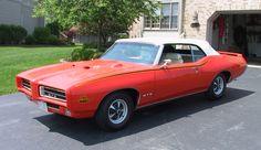 1969 GTO Judge