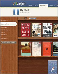 Web Sites Let Bibliophiles Share Books Virtually ( Ex Shelfari)