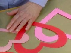 Valentine's Day decorations Videos | Home & Garden How to's and ideas | Martha Stewart
