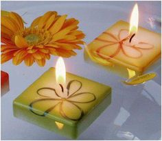 Velas perfumadas - Luxury Home Fragrance Natural Candles, Unique Candles, Best Candles, Floating Candles, Diy Candles, Carved Candles, Mason Jar Candle Holders, Bottle Candles, Lantern Candle Holders