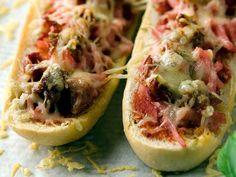 Pizzapatongit - Reseptit - Yhteishyvä