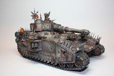 Chaos Renegade Militia Army by Terrorfex, via Flickr