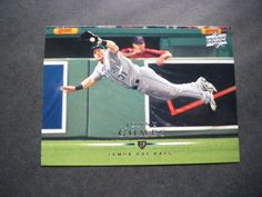 2008 Upper Deck #90 Jonny Gomes Rays NM/MT