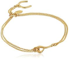 Giles and Brother Mini Hook Gold Tone Bracelet Giles & Brother http://www.amazon.com/dp/B006P461C6/ref=cm_sw_r_pi_dp_hasnvb1V8VH7X
