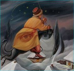 Hidden Images: Optical Illusion Paintings by Oleg Shuplyak Optical Illusion Paintings, Cool Optical Illusions, Art Optical, Illusion Kunst, Illusion Art, Op Art, Images D'art, Illusion Pictures, Art Visage