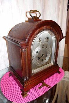 Vintage W Germany Cuckoo Clock Emil Schmeckenbecher