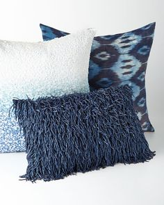 blue pillows - Pesquisa Google