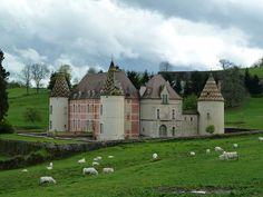 Château de Ménessaire, France