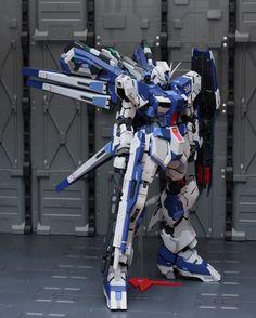 趣味のお話 — gunjap: [MG 1/100] RX-99 ANOTHER Hi-Nu Gundam:...