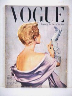 VOGUE (アメリカ版) 1948年10月15日号