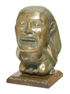 A fertility idol from Raiders of the Lost Ark