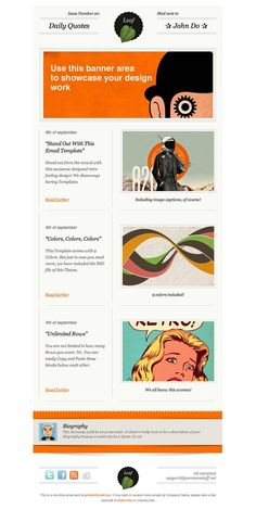 60 Best Email Design Images Page Layout Design Web Email