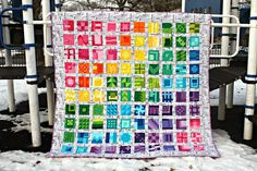 Sew Sweetness: My Tula Pink City Sampler...Finished!