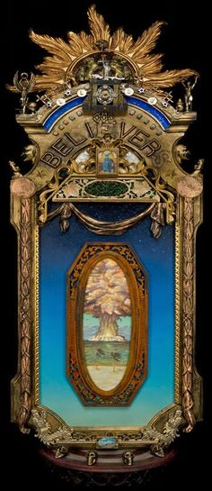 """Believers"" by Catherine Peet, $8000"