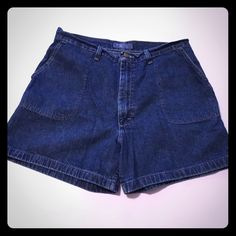TAKE 25% OFF Wrangler Jean Shorts, Size 14! **SALE PRICE: only $5! (plus Posh shipping)TAKE AN EXTRA 25% OFF! Just offer or ask for price drop!Gently worn dark wash blue jean shorts from Wrangler. Size 14. No rips, stains or tears. From a smoke free home. Front button/zipper closure. Two back pockets with button closures. Two side pockets. Jeans go with everything which is why I have way too many! ☺️ These no longer fit so need a new home as they have a lot of life left in them. Thanks for…