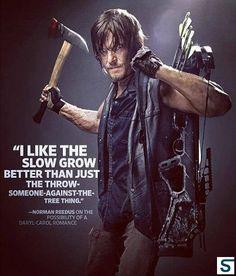 The Walking Dead(AMC): Daryl Dixon