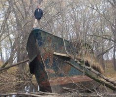 Geocaching - Ghost Ship GC2HM40 ~ would love to find this geocache