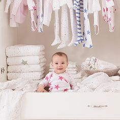 You caught me in the closet. Up to no good . #adenanais #muslin #babyclothes #ptbaby #mischief Click link in Bio to buy.